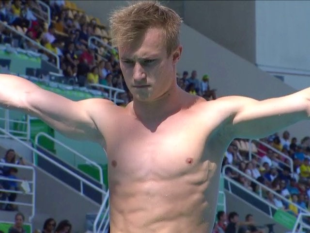 Result: Jack Laugher scrapes into 3m diving final - Sports ...