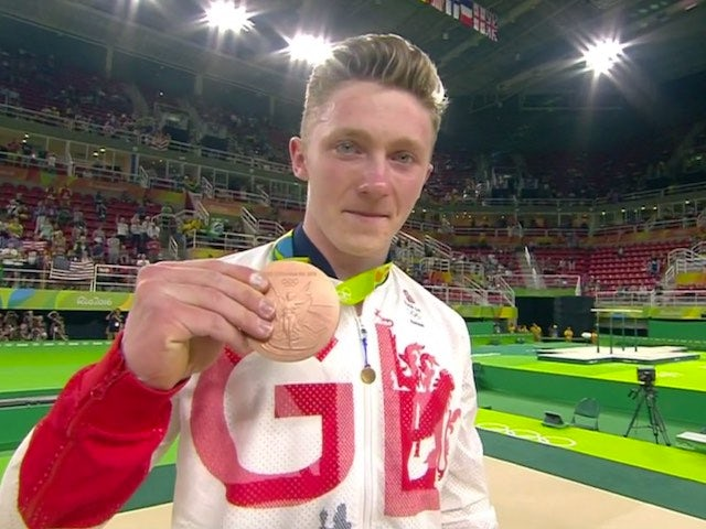 Olympic medallist Nile Wilson announces retirement