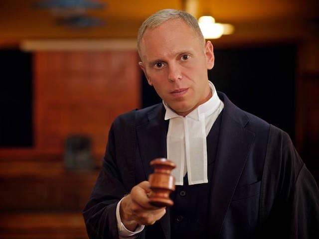 Judge Rinder 'still frontrunner for Good Morning Britain job'