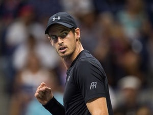 Result: Andy Murray progresses to round three