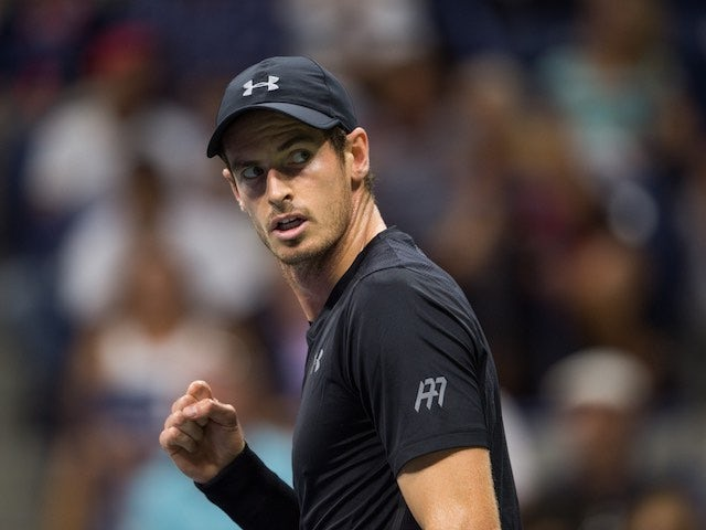 Result: Murray fights his way through Paris opener