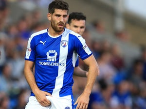 Ched Evans pens Spireites contract extension