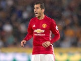 Henrikh Mkhitaryan in action for Manchester United against Hull City on August 27, 2016