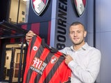 Jack Wilshere signs for Bournemouth on August 31, 2016