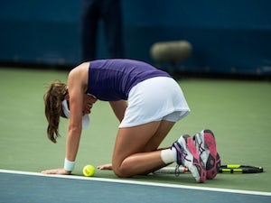 Konta suffers shock early US Open exit