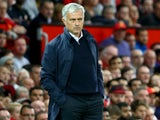 Manchester United manager Jose Mourinho on August 19, 2016