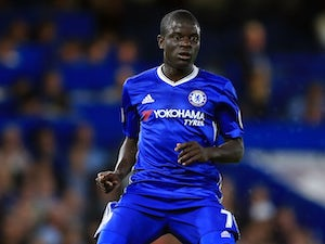 Matic: 'Kante is better than Makelele'