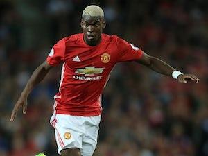 Paul Pogba injured in Man Utd defeat