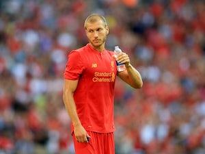 Ragnar Klavan in action for Liverpool on August 6, 2016