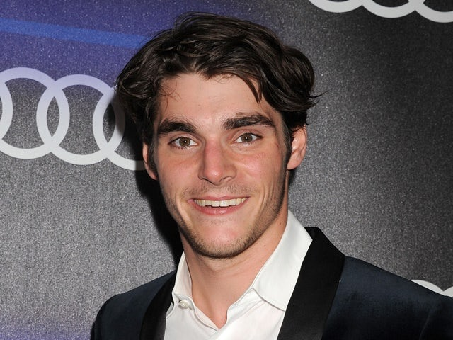 RJ Mitte pictured on August 21, 2014