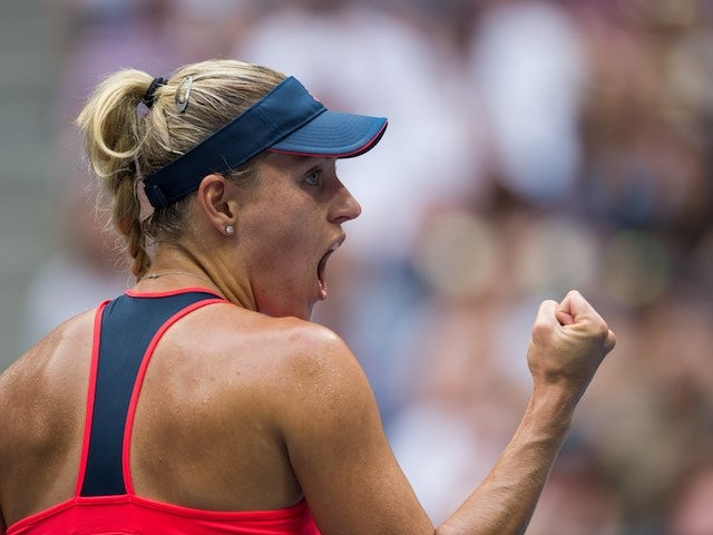 Result: Kerber sails through Indian Wells opener