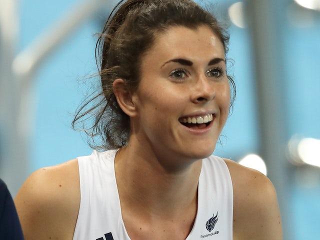 Breen hopeful of long jump medal