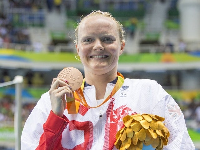 Result: Rodgers continues GB swimming gold rush