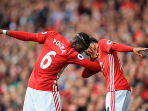 Paul Pogba hails Man United performance