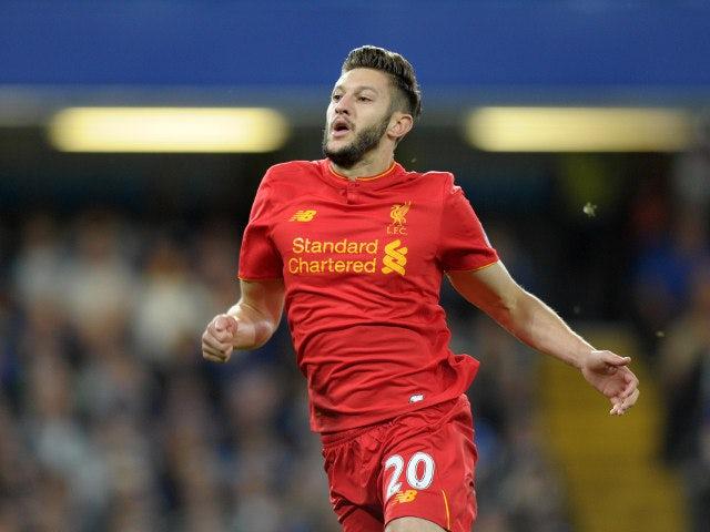 Lallana sent off in Liverpool U23s clash