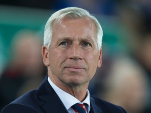 Pardew: 'We deserved at least a draw'