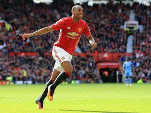 Anthony Martial stars in Man United win