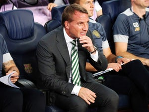 Rodgers: 'PSG thumping is a sore one'