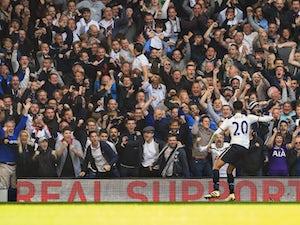 Spurs end Man City's perfect league run