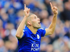 Team News: Slimani in for Vardy