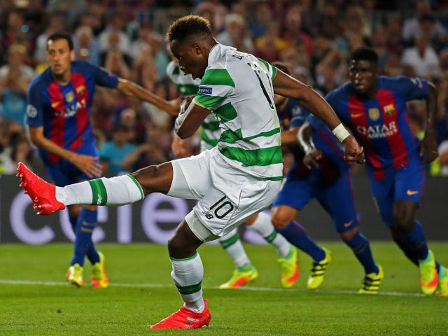 Result: Dembele strike fires Celtic into final