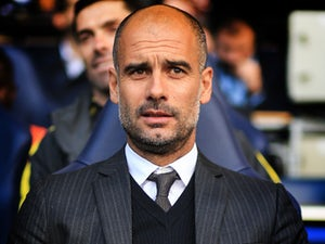 Guardiola 'not planning to strengthen squad'