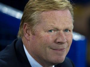 "Koeman ""worried"" after heavy Europa defeat"