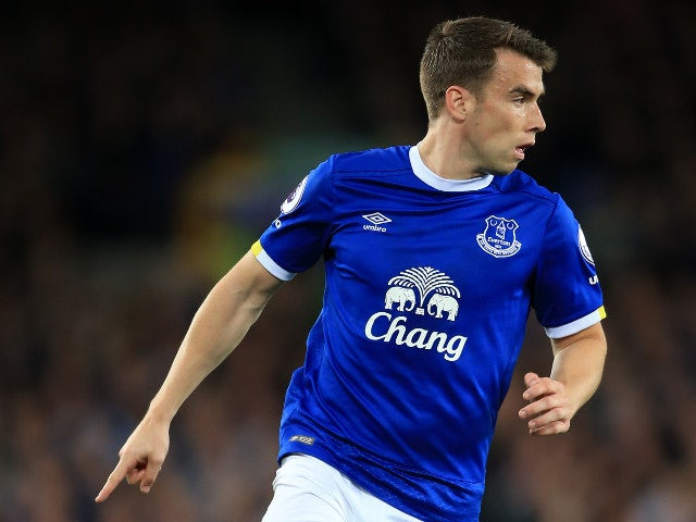 Sam Allardyce: 'Seamus Coleman back in training'