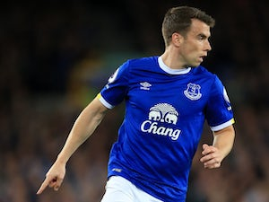 Team News: Seamus Coleman starts for Everton