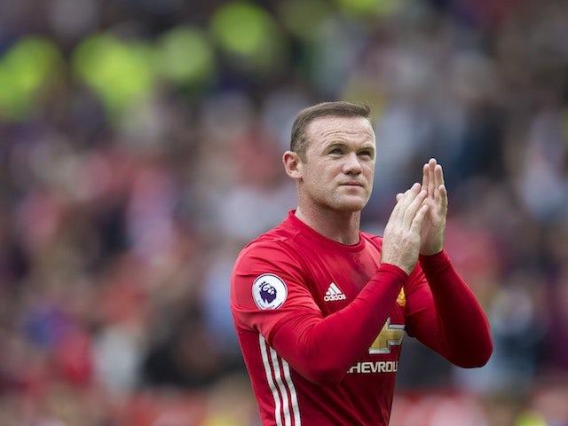 Team News: Rooney returns as Ibrahimovic dropped