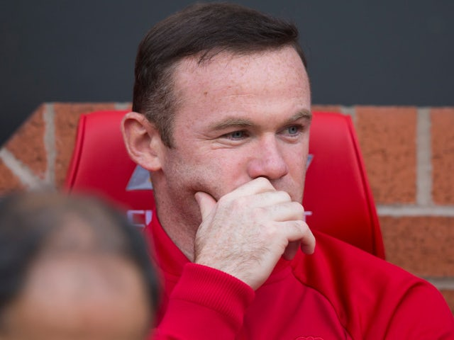 Rooney: 'I deserved to be dropped'