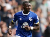 Yannick Bolasie in action for Everton on September 24, 2016