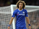 David Luiz in action for Chelsea on September 16, 2016