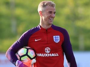 Seaman: 'Hart still England's best'
