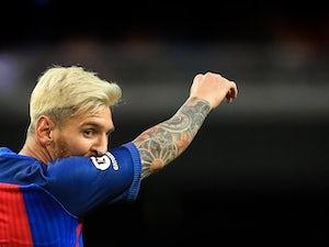 Messi makes scoring return in Barca win