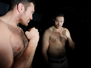 Tyson Fury: 'Joshua is a big old dosser'