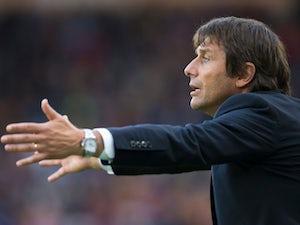 Team News: Conte sticks with winning formula