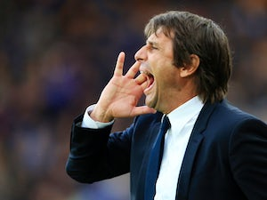 Conte unhappy with consecutive red cards
