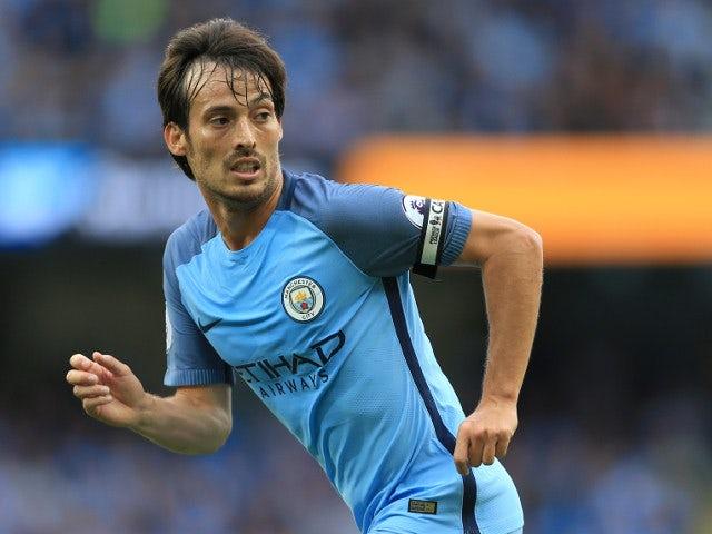 Result: Man City back to winning ways