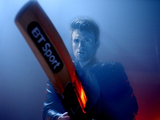 BT Sport cricket presenter Greg James