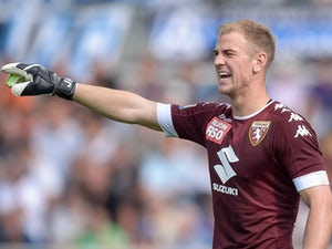 Liverpool 'not interested in Joe Hart'