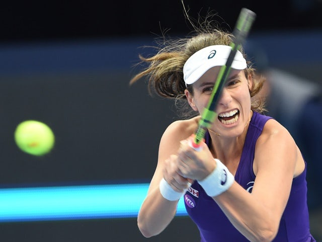 Result: Konta reaches Miami Open final