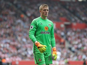 Sunderland confirm eight-week Pickford layoff