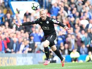 Schmeichel tight-lipped over Ranieri rift