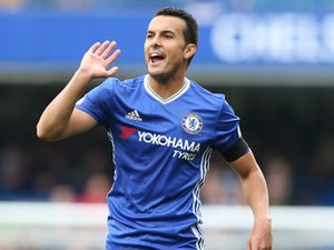 Pedro: 'I'm pleased I stayed at Chelsea'