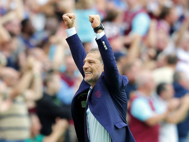 Result: West Ham send Chelsea crashing out of EFL Cup