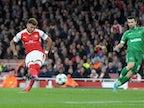 Arsene Wenger plays down Alex Oxlade-Chamberlain injury
