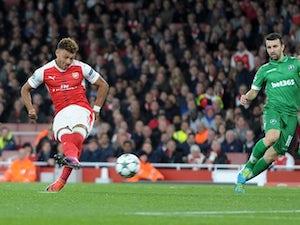 Wenger plays down Oxlade-Chamberlain injury