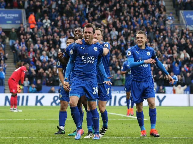 Result: Leicester back to winning ways in Premier League