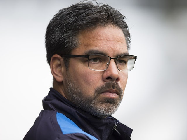 Huddersfield Town manager David Wagner is unimpressed on October 16, 2016